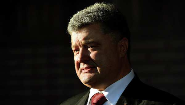 Порошенко едет в Брюссель «обеспечить» продление санкций против РФ | Русская весна
