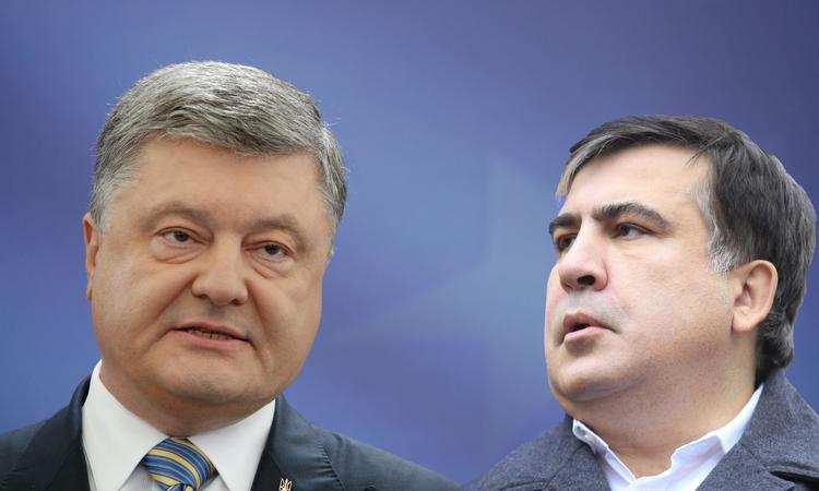 Опубликовано письмо Саакашвили президенту Украины (ДОКУМЕНТ) | Русская весна