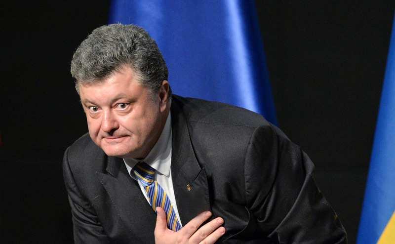 Порошенко и Климкин провалили переговоры в Киеве и Вашингтоне | Русская весна