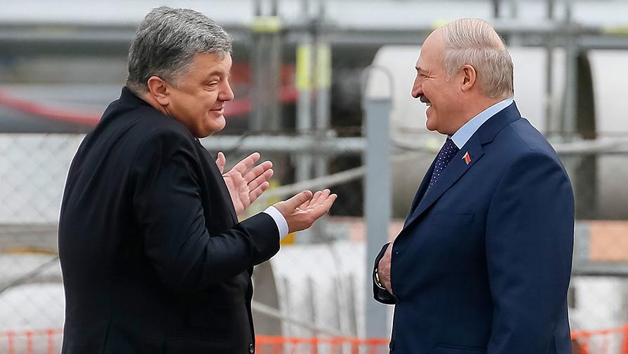 Киев иМинск: возможен лиразрыв | Русская весна