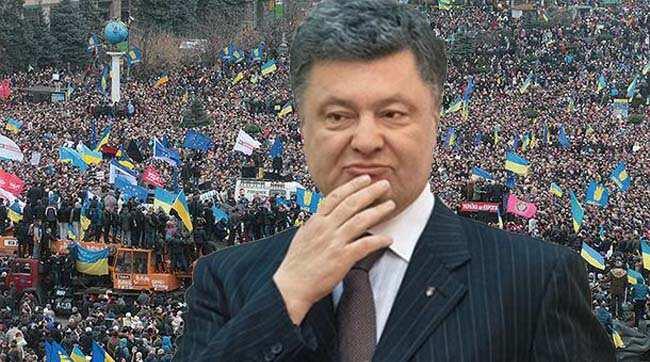 «Я готов провести референдум по статусу Крыма», — Порошенко (ВИДЕО) | Русская весна