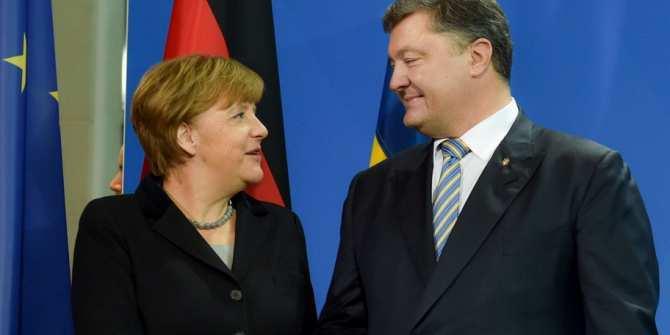 Украина получает львиную долю немецких денег для «Восточного партнерства»   Русская весна