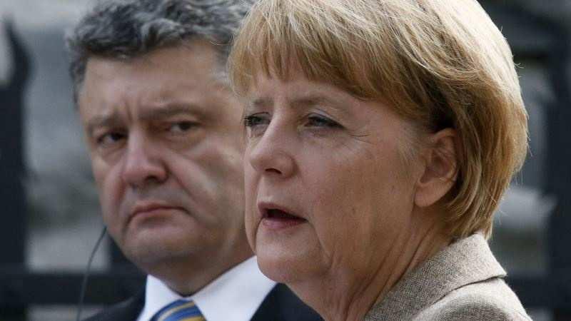 Берлин напомнил свою позицию по урегулированию ситуации в Донбассе   Русская весна