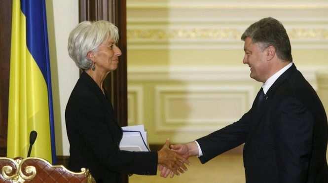 Немецкие СМИ: МВФ согласился изменить правила кредитования ради помощи Украине | Русская весна