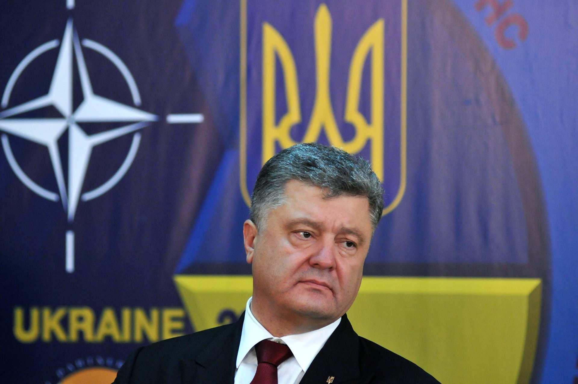 НАТО заставляет Украину назначить министром обороны гражданского  | Русская весна