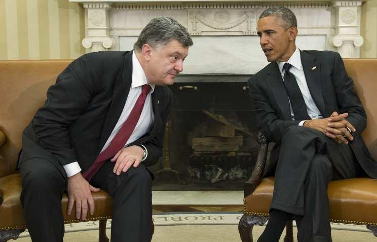 Белый дом: Обама подписал законопроект, позволяющий начать поставки оружия Украине | Русская весна