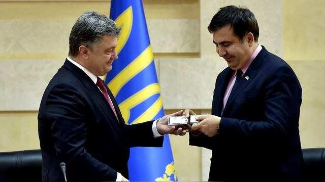 Саакашвили назвал главные беды Украины — этоРоссия иместные олигархи | Русская весна