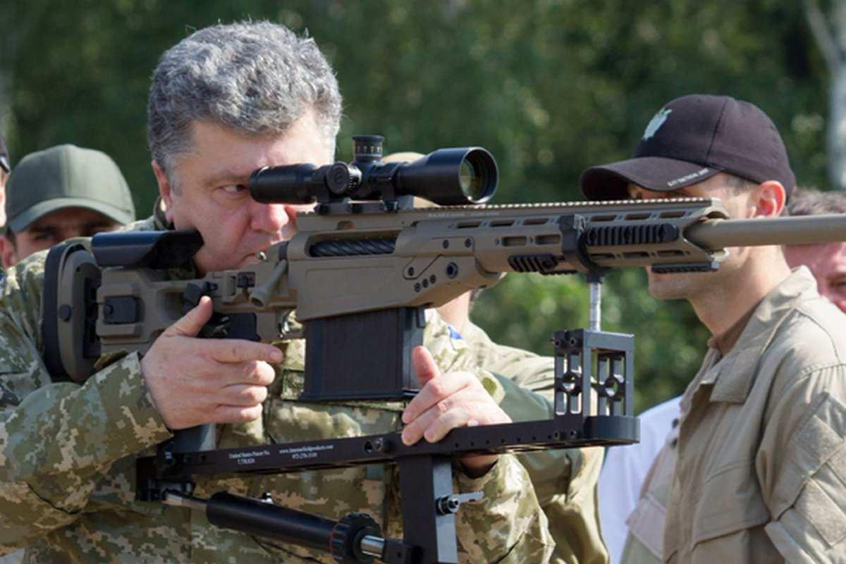 Украина закупит уКанады снайперские винтовки | Русская весна