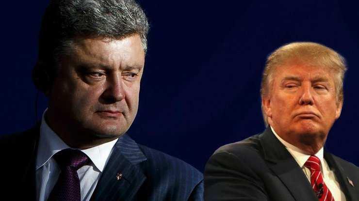 Трамп назвал Порошенко своим личным врагом, — соратник Саакашвили | Русская весна