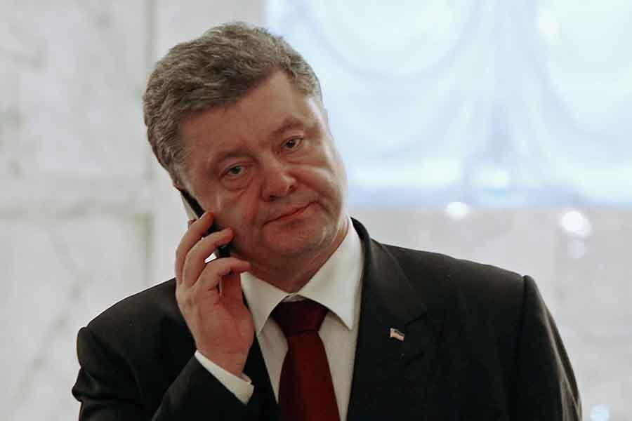 Порошенко позвонил Меркель накануне её встречи сПутиным | Русская весна