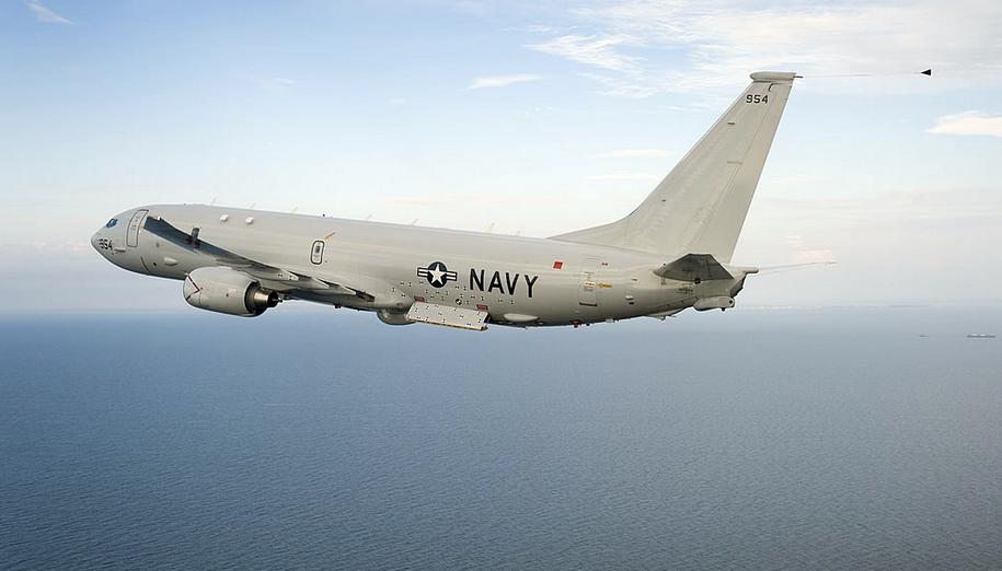 ВАЖНО: Самолет-разведчик ВМС США был замечен во время атаки дронов на «Хмеймим» | Русская весна