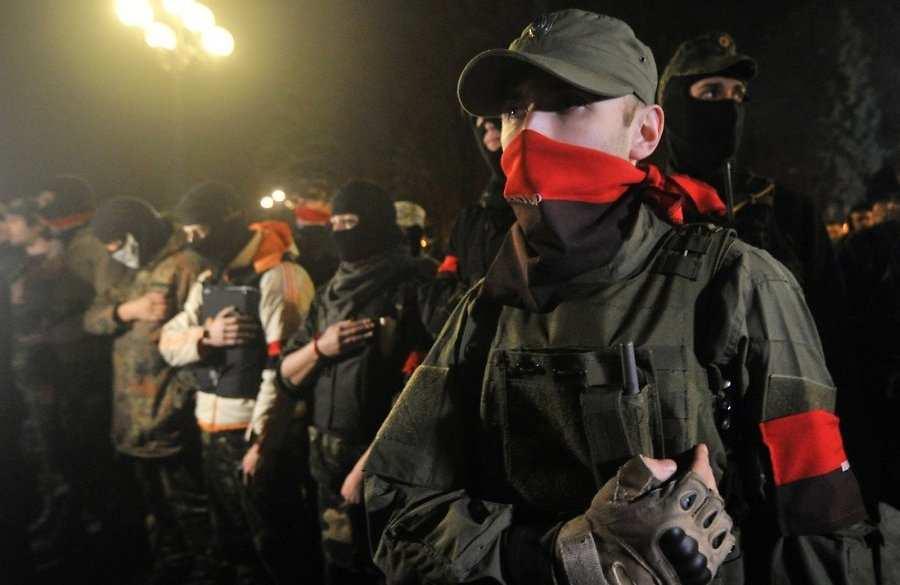 Блогерша оситуации в«Правом секторе»: часть правосеков жаждет революции, ачасть срослась скриминалом | Русская весна