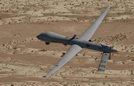 США заявили о «перехвате» беспилотников самолетами РФ в Сирии   Русская весна