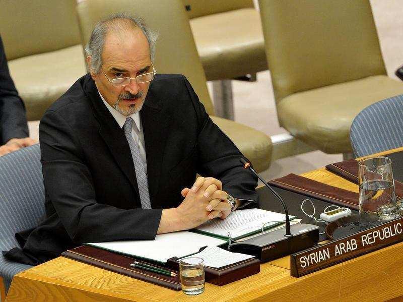 Представитель Сирии в ООН: Франция нанесла удары по Сирии без координации с Дамаском | Русская весна