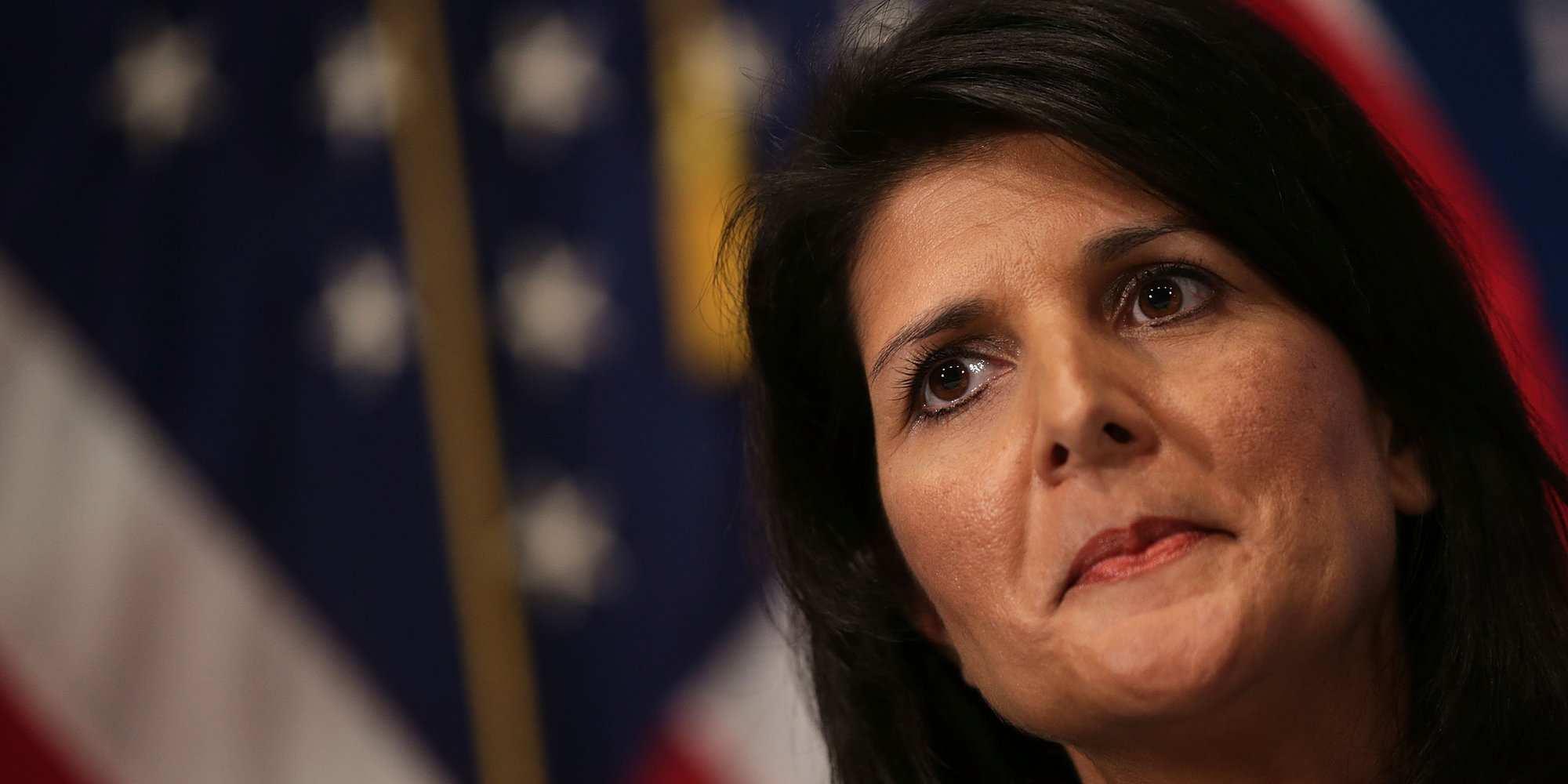 США атакуют Сирию независимо от решения Совбеза ООН, — Хейли | Русская весна