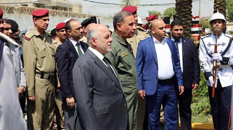 МОЛНИЯ: Премьер Ирака: прибытие встрану войск СШАбудет рассматриваться какагрессия | Русская весна
