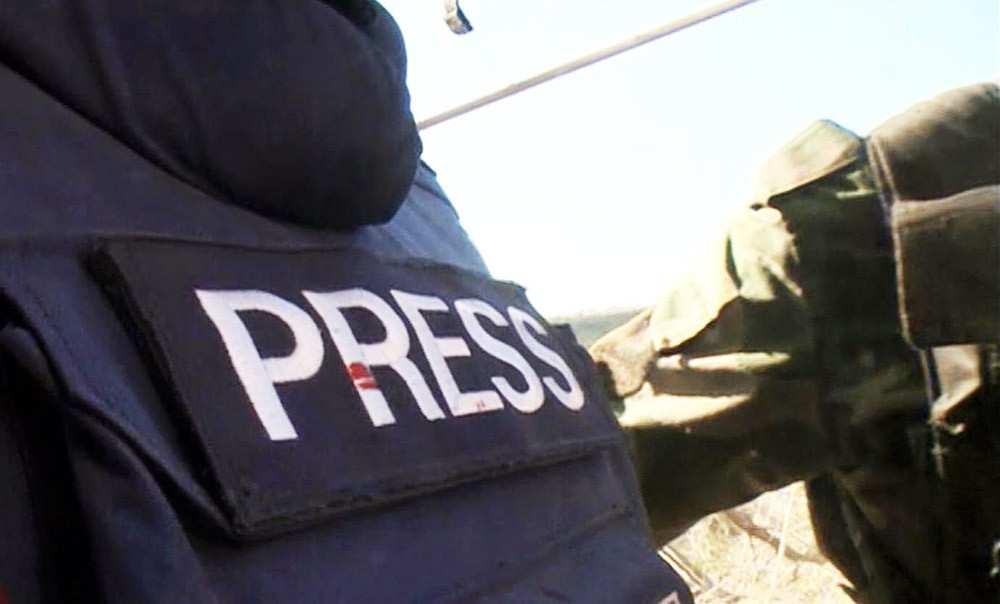 Стало известно осостоянии раненных вСирии военкоров (ФОТО) | Русская весна