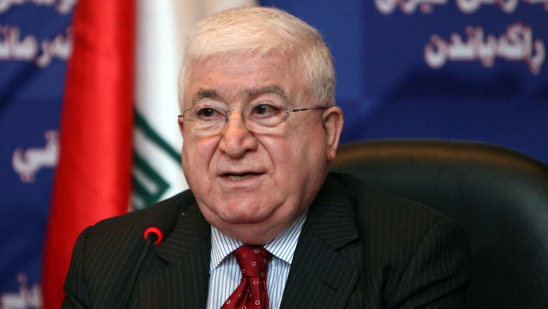 Президент Ирака требует отТурции вывода военных сосвоей территории | Русская весна