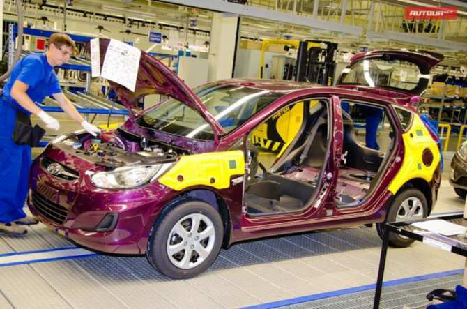 Украина в январе—марте сократила производство автомобилей на 94%   Русская весна
