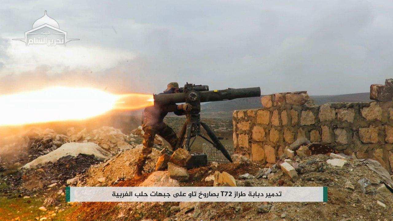 Позор США в Сирии: Террористы «Аль-Каиды» получили ракеты TOW, переданные ЦРУ «оппозиции» (ВИДЕО, ФОТО) | Русская весна
