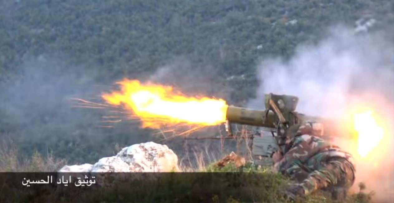 Сирия: Российские ПТУРы против «джихад-мобилей» ИГИЛ — 2:0 (ВИДЕО) | Русская весна