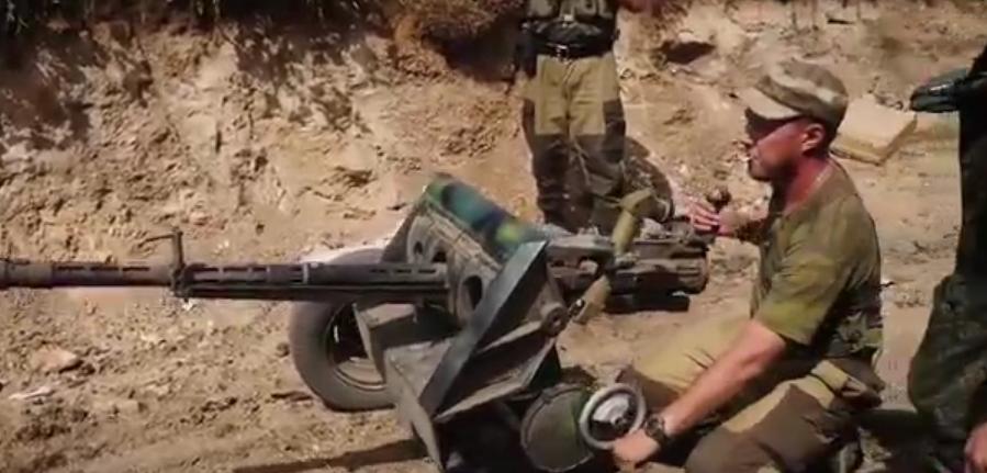 Изобретатель изДНРусовершенствовал пулемет, создав мощное и мобильное оружие нового типа (ВИДЕО)   Русская весна
