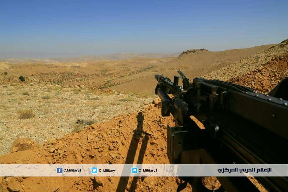Армия Сирии, «Хезболла» и ВКС РФ отвоевывают у «Аль-Каиды» 92% районов на границе Ливана (ВИДЕО, ФОТО) | Русская весна