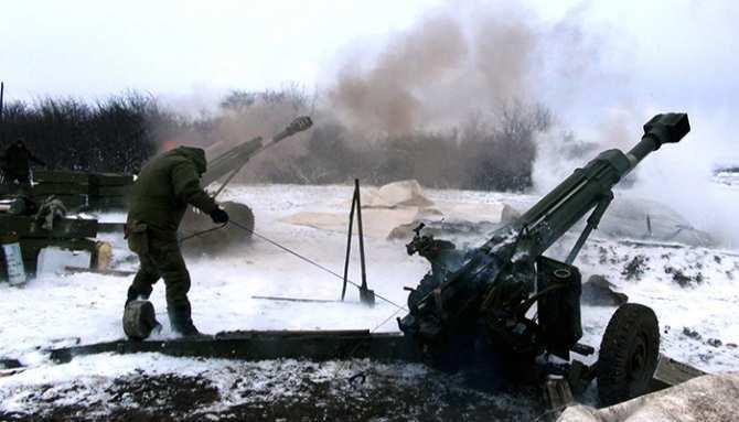 Ополченец: Дебальцевский котел вогне, несмотря наМинские переговоры (ВИДЕО) | Русская весна
