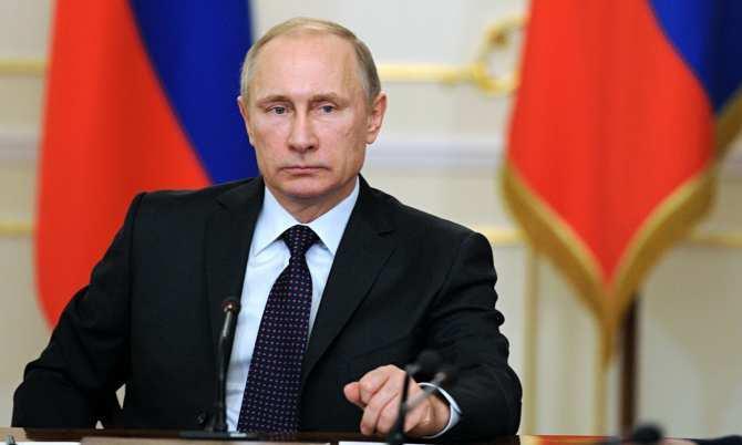 Путин ратифицировал соглашение орасширении базы ВМФвСирии  | Русская весна