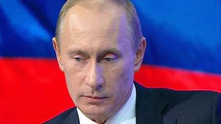 Путин: Я не президент Украины   Русская весна