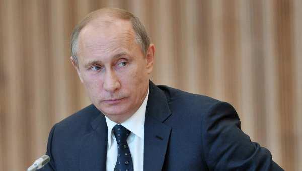 Су-24 могли сбить ради безопасности поставок нефти от ИГИЛ, — Путин | Русская весна