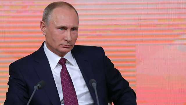 Ситуация в Донбассе приобретает признаки замороженного конфликта, — Путин (ВИДЕО)   Русская весна