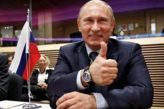 Путин поблагодарил американского журналиста заотделение Крыма отУкраины (ВИДЕО) | Русская весна