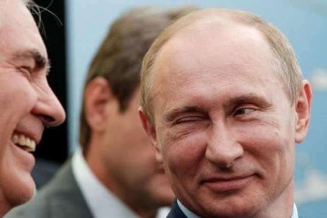 WP: Обама втупике, крутые парни изКремля обыгрывают еговСирии | Русская весна