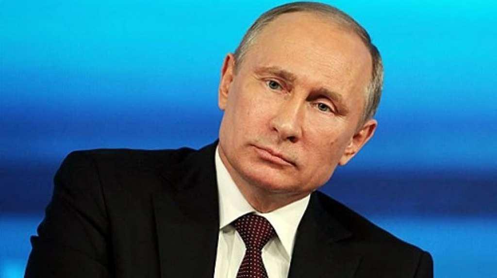 Владимир Путин назвал сроки операции РФ в Сирии | Русская весна