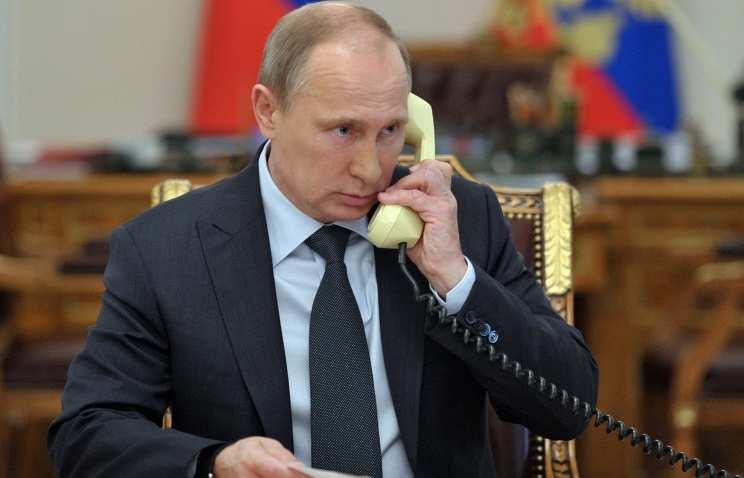 Король Саудовской Аравии позвонил Путину дляпереговоров поСирии | Русская весна