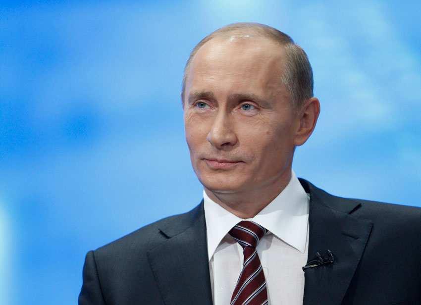 Порошенко: Путин сплотил нас   Русская весна