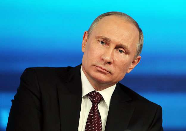 Владимир Путин удивлён намерением СШАначать поставки летального оружия наУкраину | Русская весна