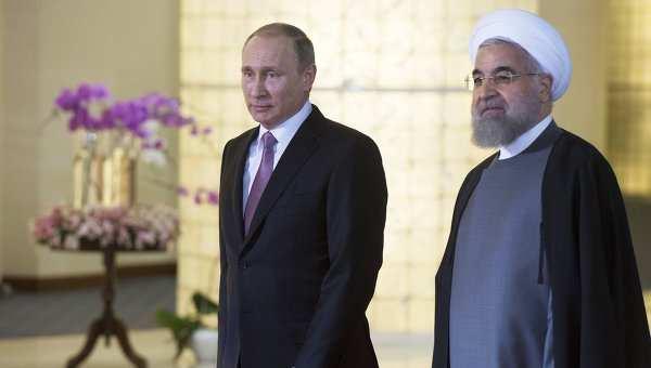 Путин: РФиИран усилят взаимодействие посирийскому урегулированию | Русская весна