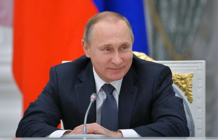 Непростой год Путина | Русская весна