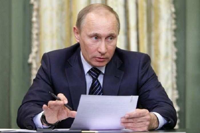 В день своего рождения Путин обсудил на Совбезе ситуацию в Сирии | Русская весна