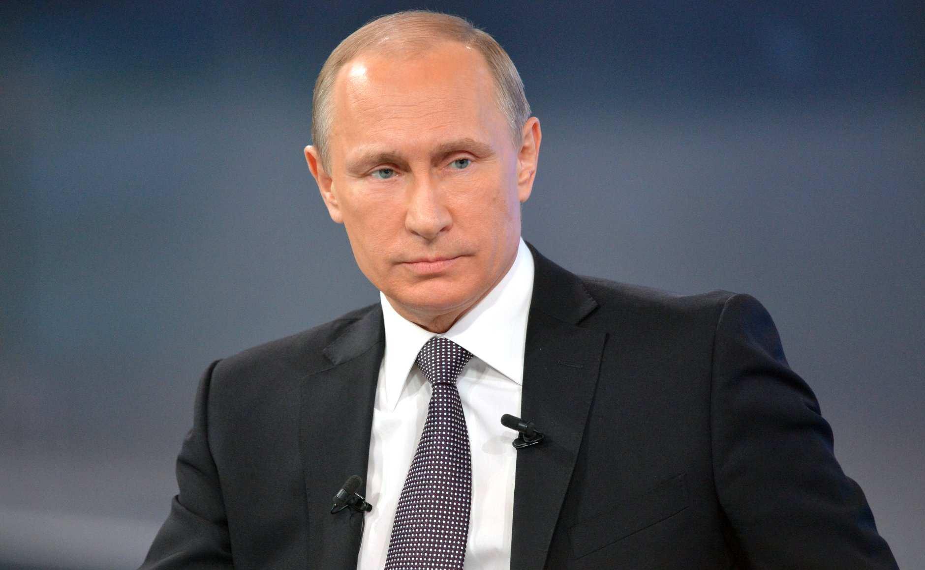 Путин: Россия применит ПВОвСирии повсем целям, которые сочтёт угрозой | Русская весна