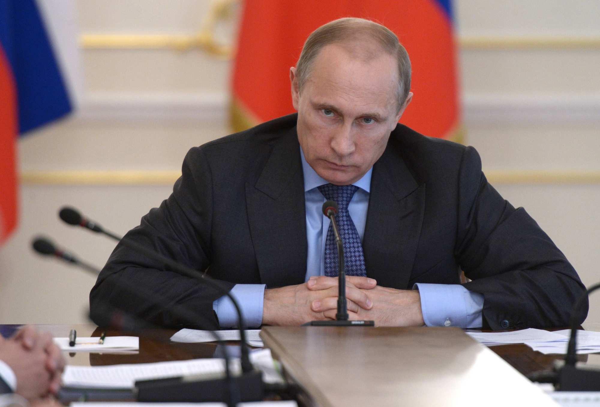 Подробно: Встреча Путина с главами Минобороны и МИД по сирийскому вопросу (полный текст, ВИДЕО) | Русская весна