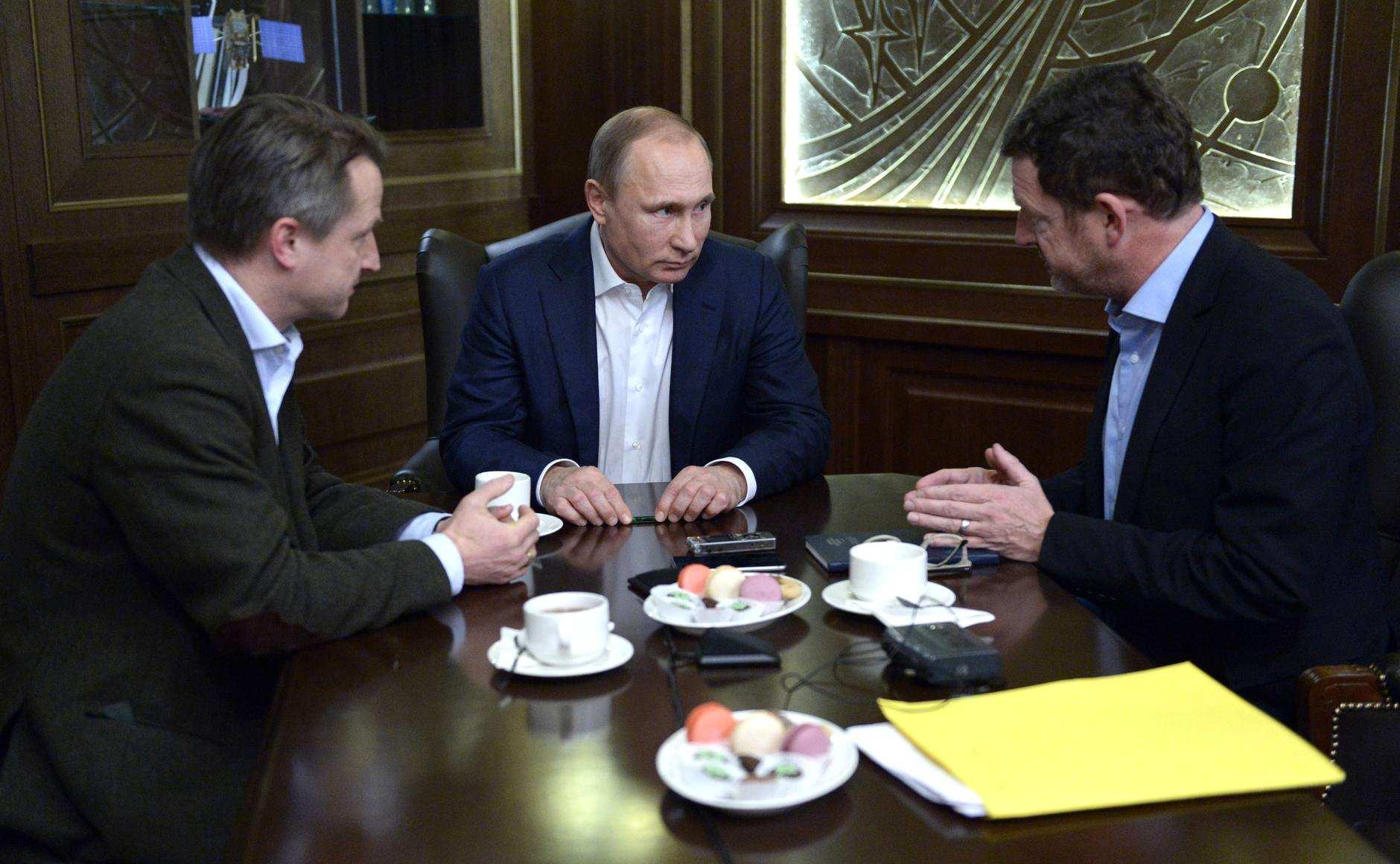 Владимир Путин: Мы поддерживаем как армию Асада, так и вооружённую оппозицию в борьбе с ИГИЛ (ВИДЕО) | Русская весна