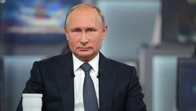 Вопрос обмена задержанных украинских моряков не стоит, — Путин (ВИДЕО) | Русская весна