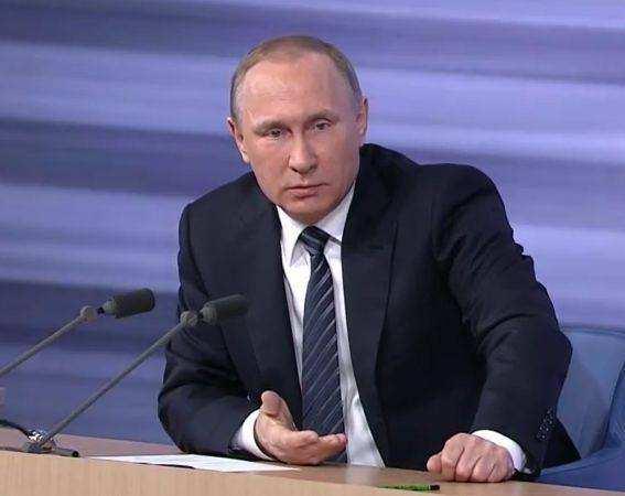 Путин: С 1 января нас ждет ухудшение экономических отношений с Украиной (ФОТО) | Русская весна