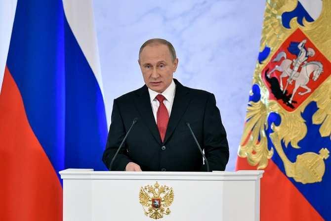 Послание Путина, в том числе и гражданам Украины. Не специально | Русская весна
