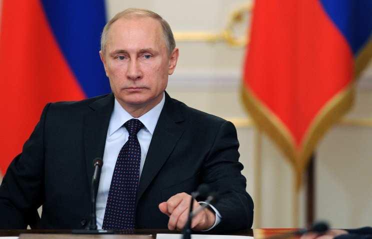 Владимир Путин: Россия больше не может предоставлять скидку на газ Украине | Русская весна