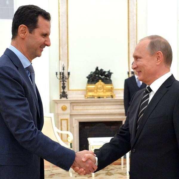 ВАЖНО: Путин встретился с Асадом в Сочи (ФОТО) | Русская весна