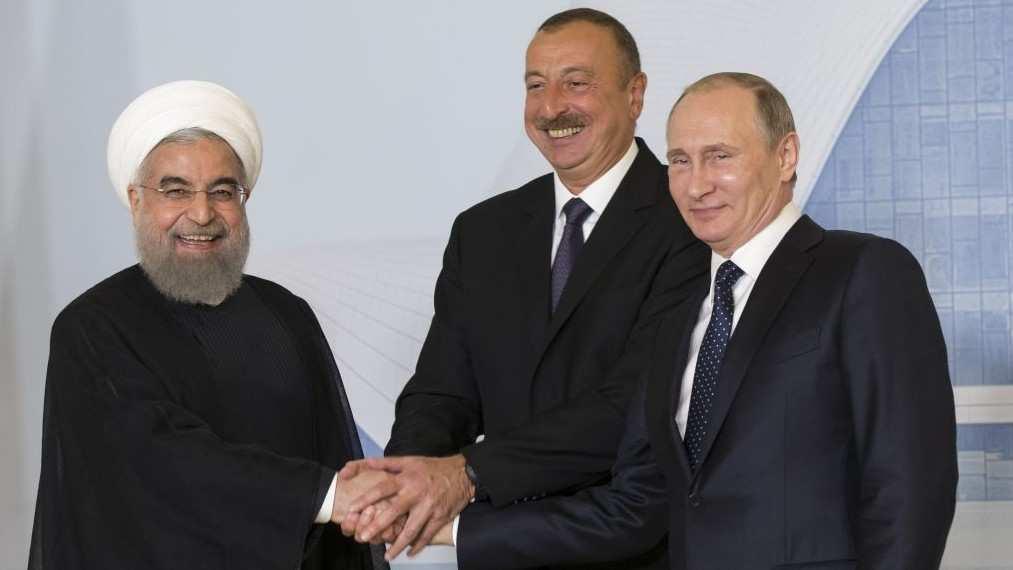 «Сочинское трио» определит будущее Сирии — и США здесь возразить нечем | Русская весна